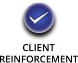 Client Reinforcement Programs
